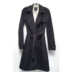 Classic Gryphon Long Trench Coat